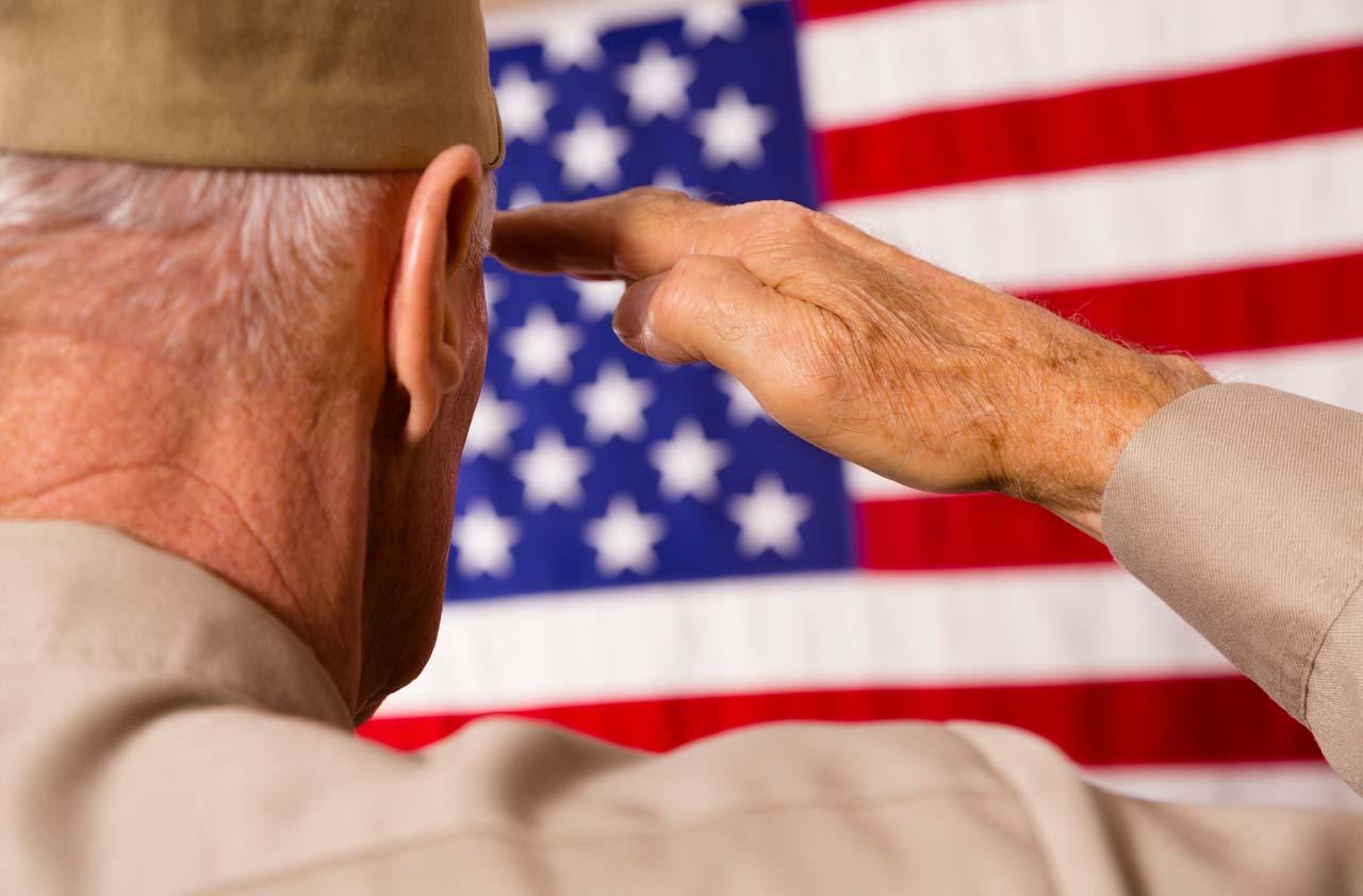Veteran Flag Life Insurance