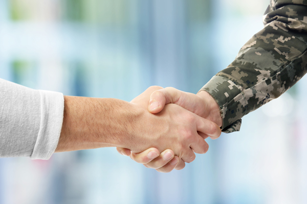 Transition from Military Service to Civilian Career