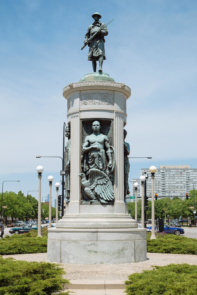 1927 – Victory Monument Chicago