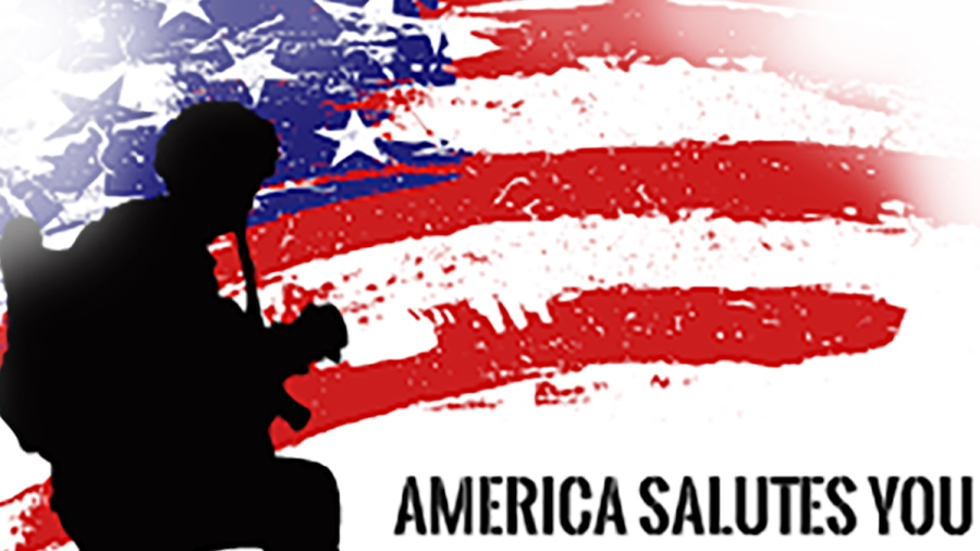 soldiers america salutes you