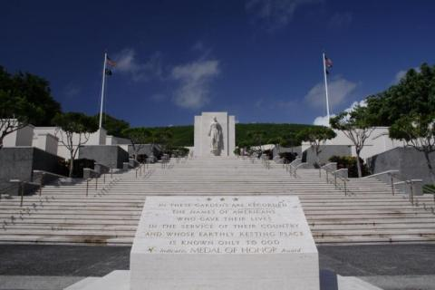 The Honolulu Memorial, Hawaii