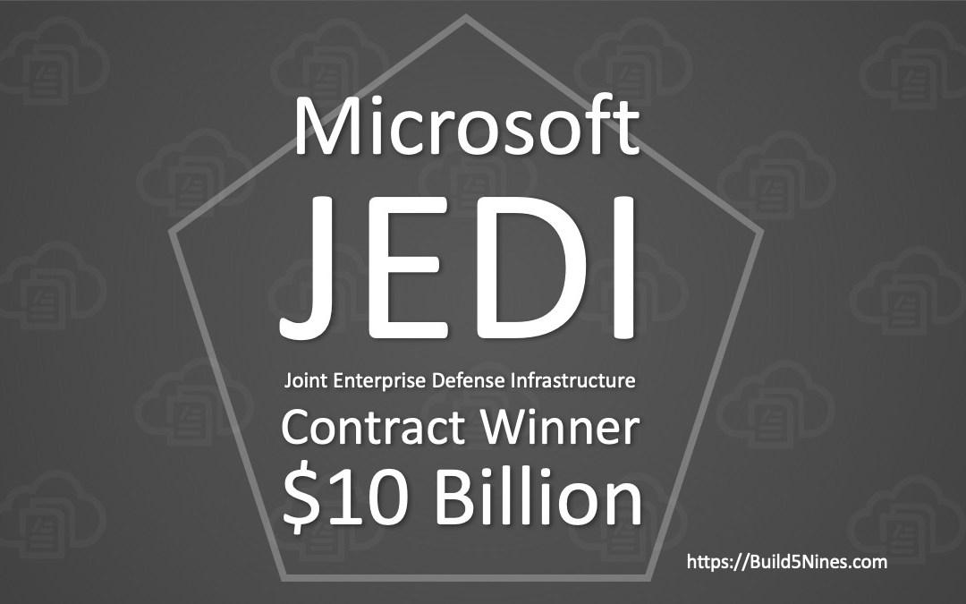 JEDI Contract
