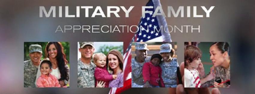 military family appreciation
